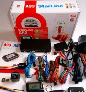 Starline A63, А93, E90, А94, B94 с установкой