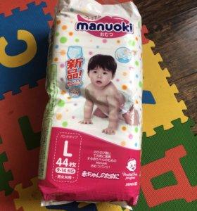 Трусики-подгузники Мануоки