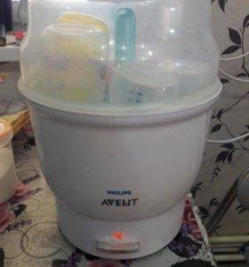 Стерилизатор для бутылочек Авент