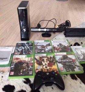 Xbox 360 slim 500 GB