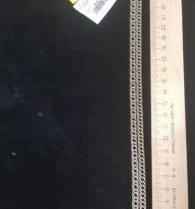 Цепь из серебра 28.80гр 60см