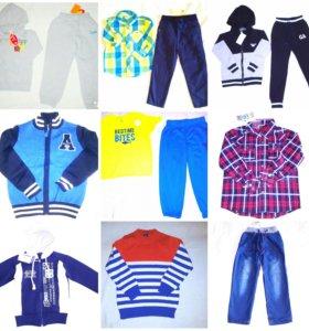 Новая одежда д.м размер 110