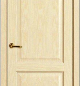 Дверь межкомнатная Волховец Интерио 1121 Ясень в.