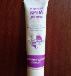 Защитный крем для кожи (от масел)