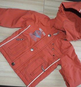 Легкая курточка на теплую осень