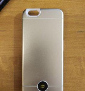Чехол-зарядка(аккумулятор) для IPhone 6/6s