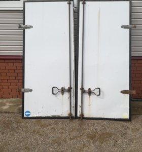Двери на газель