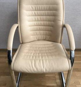 Кресло кожаное UNITAL
