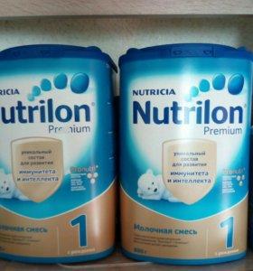Смесь Nutrilon premium