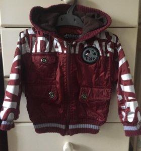 Куртка для мальчика р.86-92
