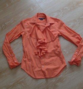 Рубашка Ralph Lauren р.6(44)