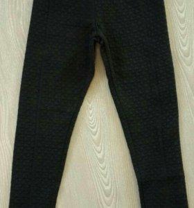 Продам брюки на осень р.134