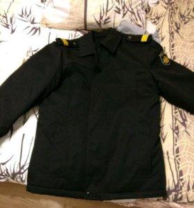 Куртка военная ВМФ