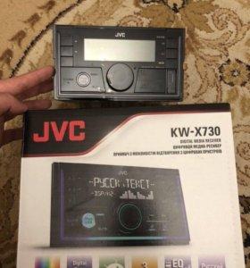 Магнитола JVC KW-X730