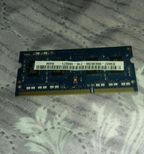 hynix оперативная память 2gb 1rx8 pc3-12800s-11-10