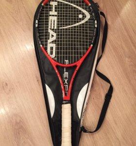 Теннисная ракетка head flexpoint radical tour