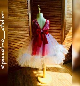 Платье (индивидуальный пошив)