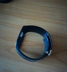 ремешок черный к Sony SmartWatch 3