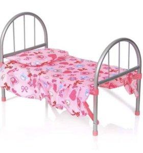 Гладильная доска и кроватка для Куклы.