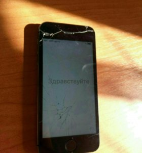 iPhone 5s на запчасти Spase Gray