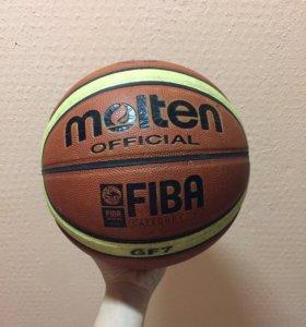 Баскетбольный мяч molten official