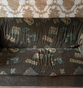 Диван , кресла 2 шт