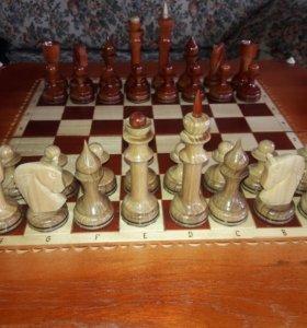 Шахматы и нарды