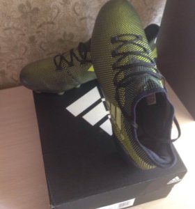 Бутсы Adidas X 17.1