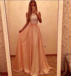 Платье «Золотой песок»