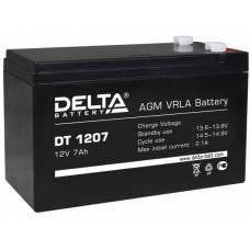  Новый, гарантия. Аккумулятор Delta sf 1207