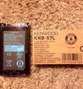 Аккумуляторы Kenwood KNB-57L