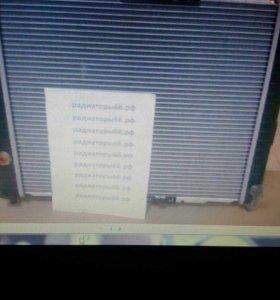 Продам радиатор охлаждения ДВС
