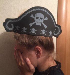 Наголовник пирата