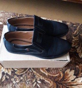 Туфли мужск