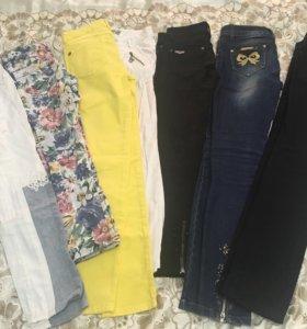 Продаются брюки на девочку