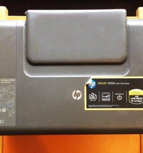 МФУ принтер, сканер HP