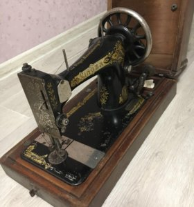 Швейная машинка антиквариат