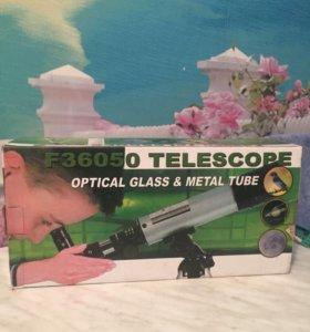 Новый телескоп