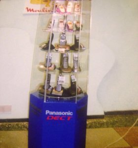 Фирменный стенд Panasonic