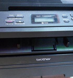 Принтер brother dcp-7065dnr