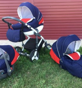 Детская коляска 3 в 1