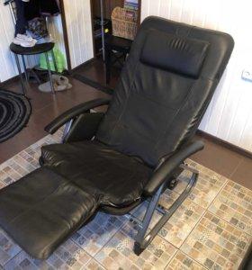 Два кресла с массажем