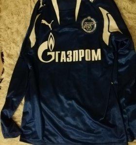Спортивная кофта Зенит Газпром