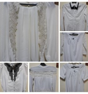 Блузки в ассортименте