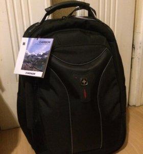 "Рюкзак SwissGear Carbon II 17"" MacBook Pro"