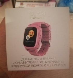 Детские часы-телефон