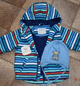 Комплект Куртка,Полукомбинезон+Шапка