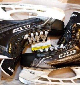 хоккейные коньки bauer supreme mx3 11D