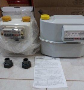 Счетчики газовые механические и электронные