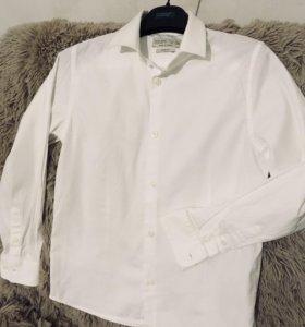 Рубашка Zara 128 7-8 лет
